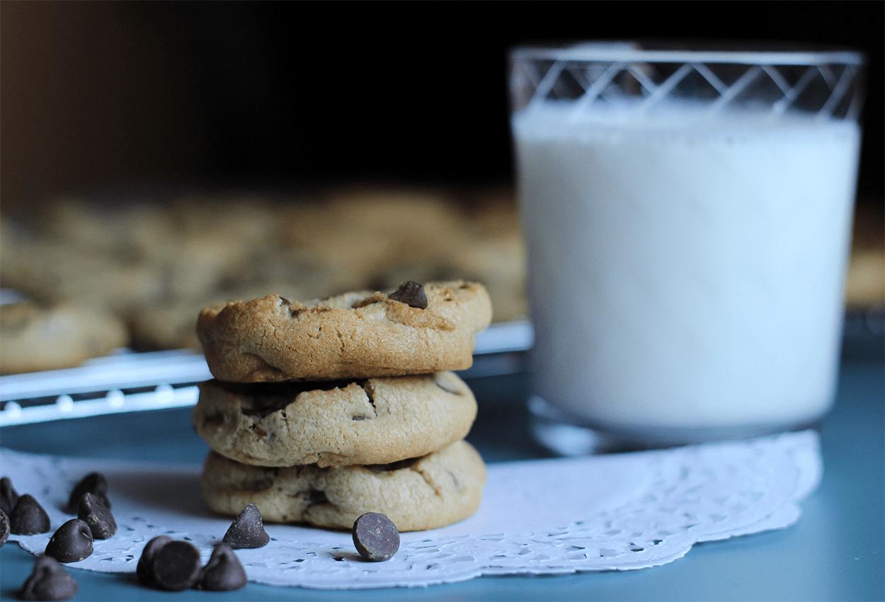 receta-de-galletas-con-chispas-de-chocolate-cookies-auteticas-faciles-rapidas-como-hacer chips-ingredientes-preparacion