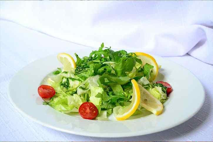 Cómo hacer ensalada de verdura fácil, rápida y económica.